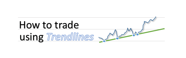 How to trade using Trendlines