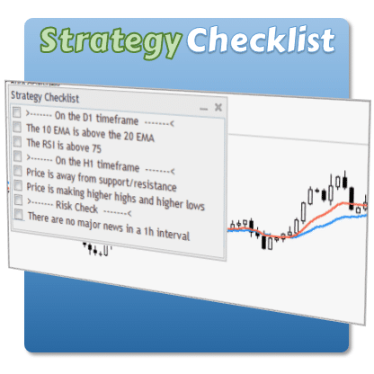 Forex confirmation checklist